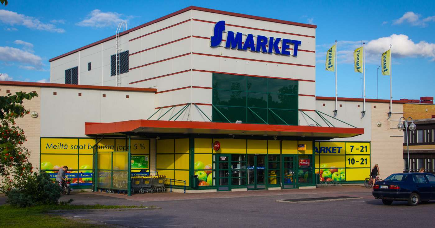 S-market Leppävirta