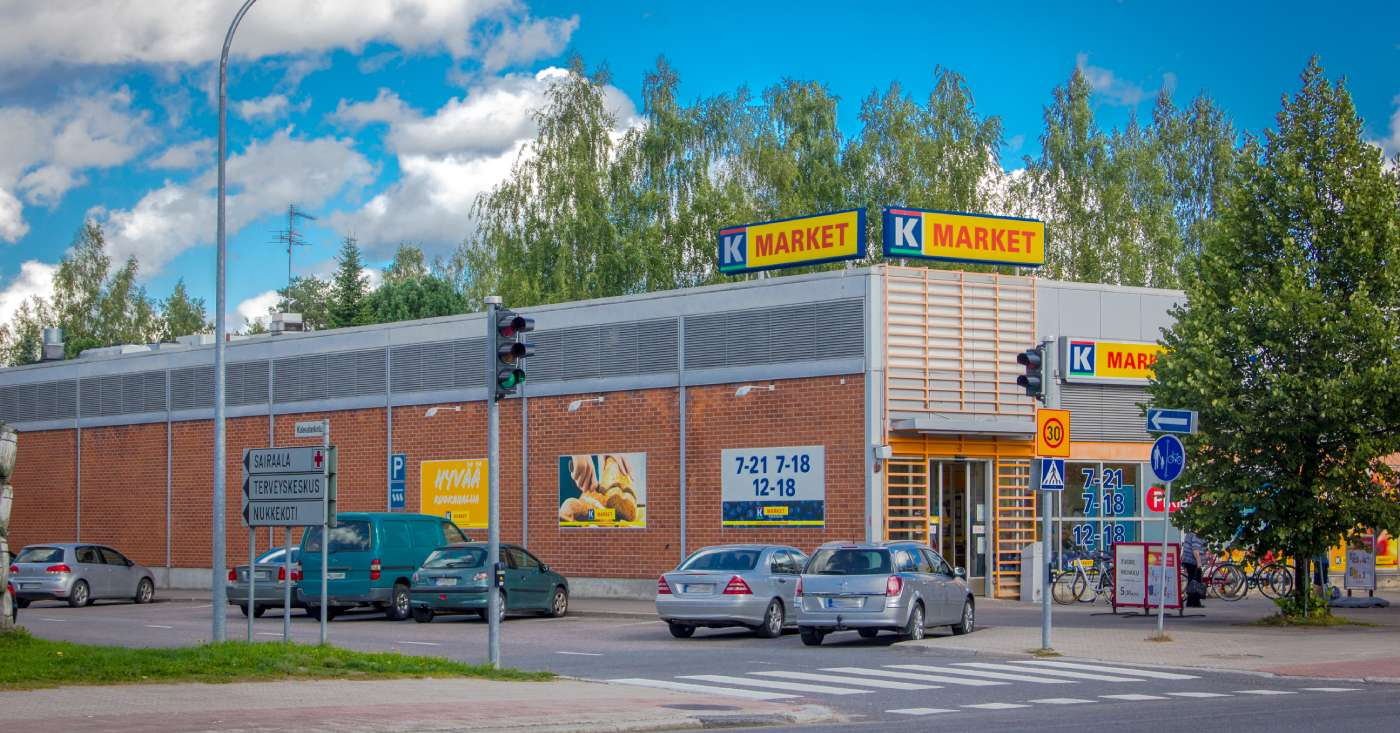 K Market Hakalantori
