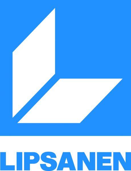 Logo L Lipsanen blue