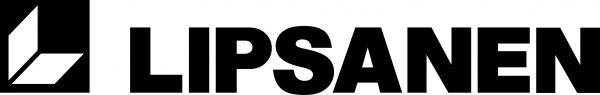 Logo Lipsanen Oy black