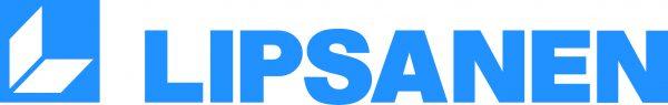 Logo Lipsanen Oy blue