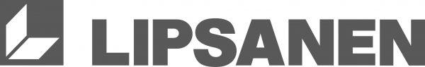 Logo Lipsanen Oy grey